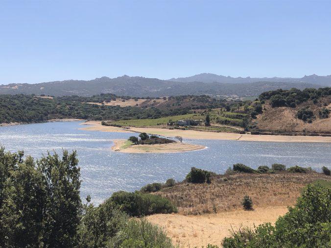 Lago di Liscia
