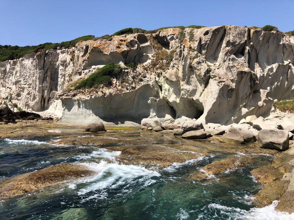 Küste von Bosa